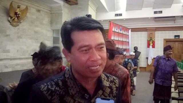 Bupati Klungkung, Bali I Nyoman Suwirta