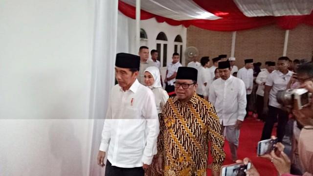 Di Hadapan Jokowi, OSO Tuding Wiranto Penyebab Hanura Kalah di Pileg