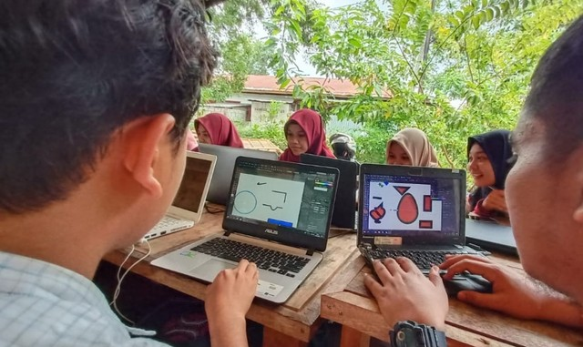 Cara Milenial Aceh Bersedekah di Bulan Ramadan.jpeg