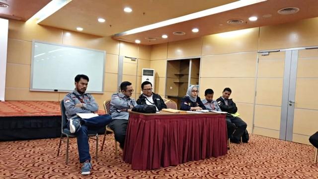 (NOT COVER) Pertemuan PPLN, Kuala Lumpur, Kecurangan