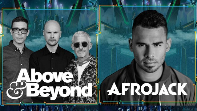 Above & Beyond dan Afrojack tampil di SHVR Ground Festival 2019