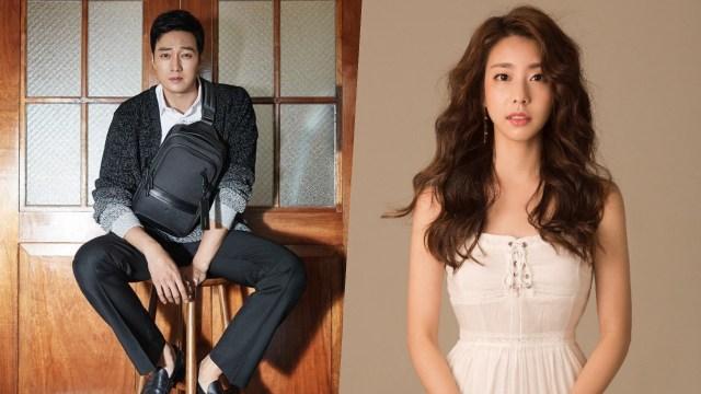 So Ji Sub dan Jo Eun Jung