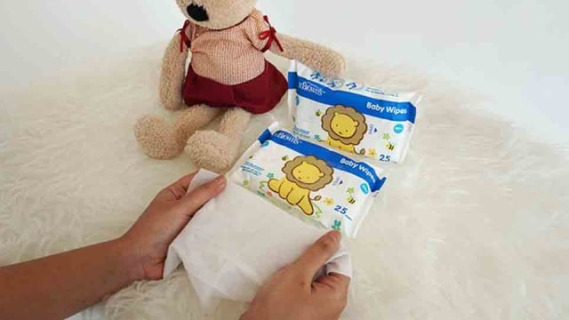 Babyo Review Dr. Brown's Baby Wipes (153554)