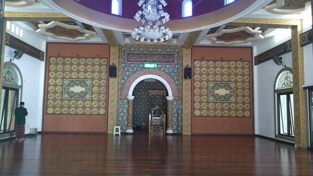 Gatot Nurmantyo Bangun 19 Masjid Pakai Nama Almarhum Anak, 'Nur Inka' (102936)