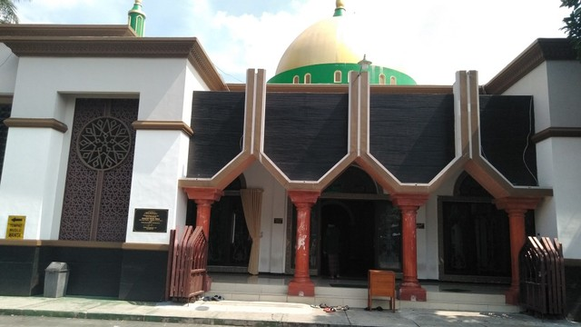 Gatot Nurmantyo Bangun 19 Masjid Pakai Nama Almarhum Anak, 'Nur Inka' (102938)