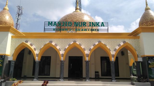 Gatot Nurmantyo Bangun 19 Masjid Pakai Nama Almarhum Anak, 'Nur Inka' (102939)