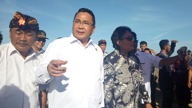 Mendes Sebut Potensi Pendapatan Kampung Bola Internasional Di Bali Rp 7 Milar per Bulan