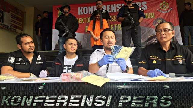Polda Metro Jaya, Kasus Pencurian Uang, Bos SPBU