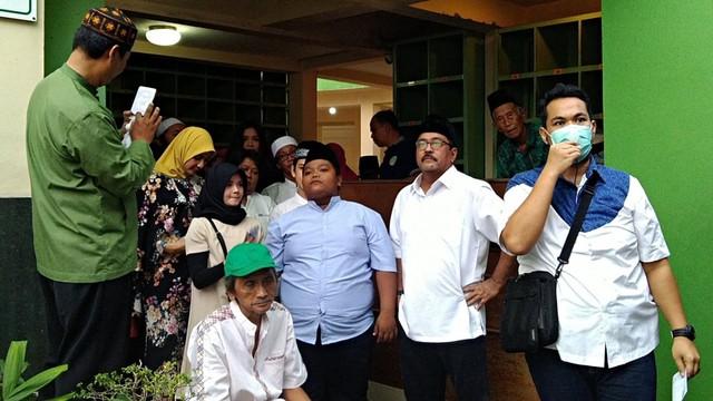Si Doel the Movie 2, Bukber Raya