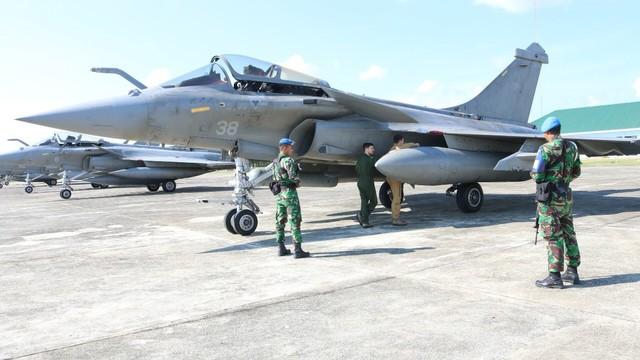 Belanja Alutsista Prabowo: Usai Beli 8 Kapal Perang Italia, Kini 36 Jet Tempur (992706)