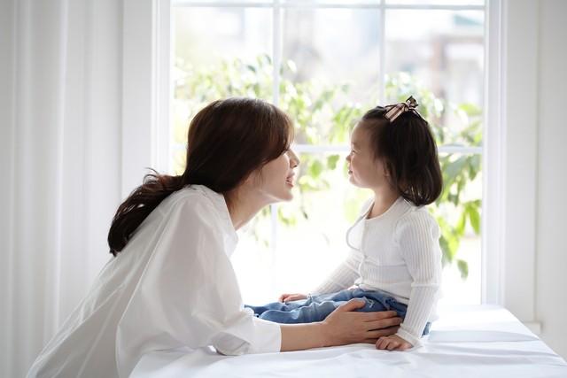 com-Ilustrasi Kebersamaan Ibu dan Anak