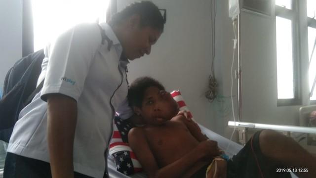 KPK Minta Dinas Kesehatan Manokwari Segera Lakukan Pendataan (37985)