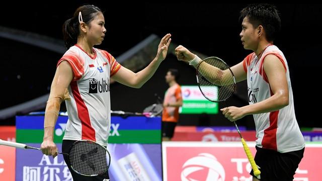 Piala Sudirman 2019, Greysia Polii dan Apriyani Rahayu