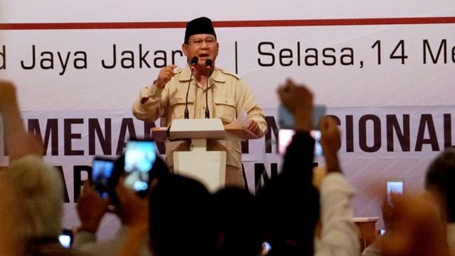 LIPSUS MAKAR, Calon Presiden nomor urut 02 Prabowo, Fakta-Fakta Kecurangan Pilpres 2019