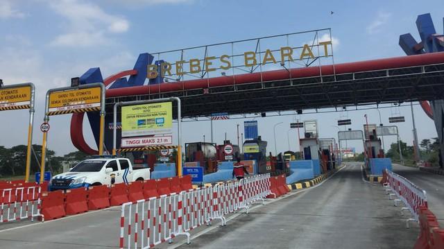 Ada 80 Gerbang Tol di Pulau Jawa yang Disekat Selama PPKM Darurat, Ini Daftarnya (38673)