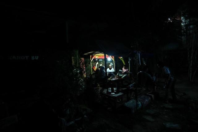 Mendaras Alquran ala Seniman Komunitas Kanot Bu di Aceh (67636)