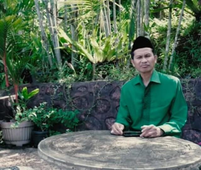 Ketua NU Papua, Toni Wanggai.jpeg