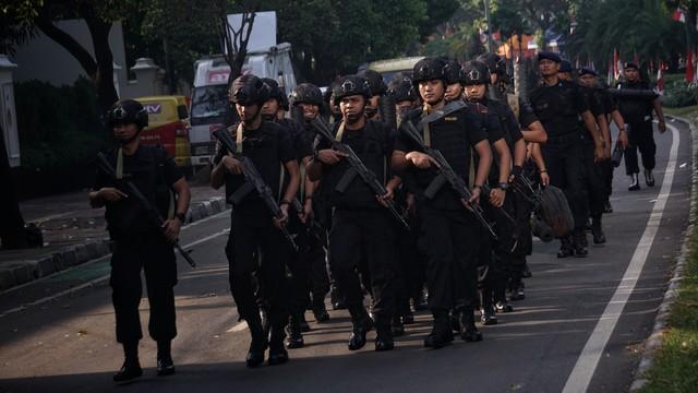 Polri Berlakukan Siaga 1 di Seluruh Indonesia pada 21-25 Mei