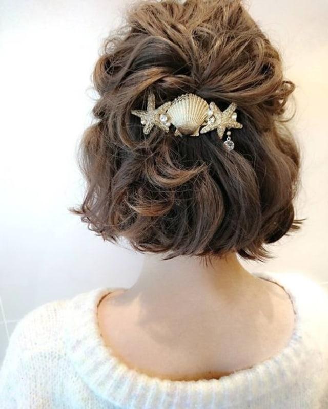 Tutorial Hairstyle Rambut Pendek Simple - Rawatan m