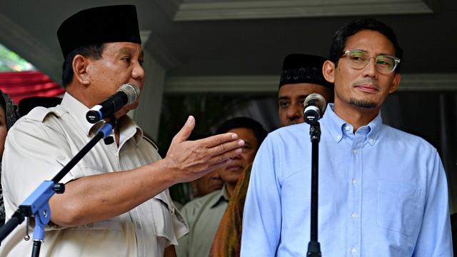 Prabowo, Sandi, Kertanegara