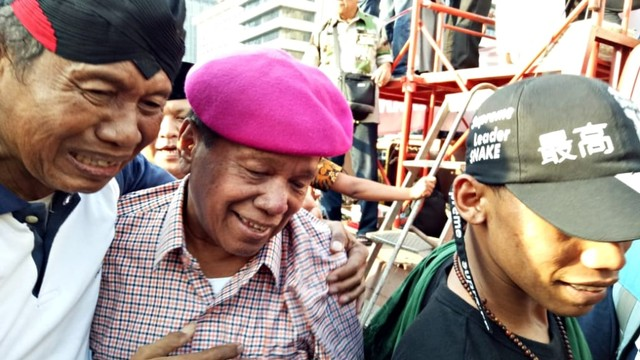 Ragam Aksi 21 Mei di Bawaslu, dari Suharto hingga Neno Warisman (84548)