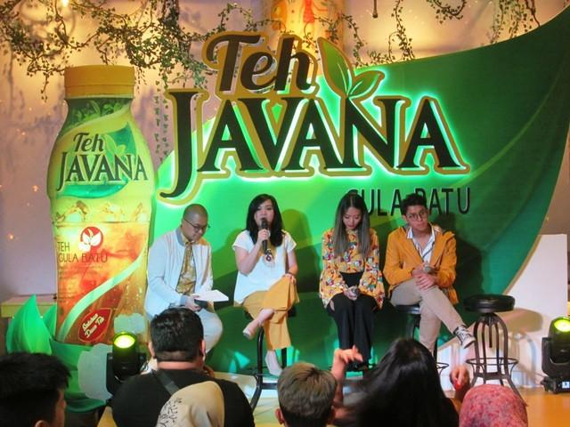 Konpers Peluncuran Varian Baru Teh Javana