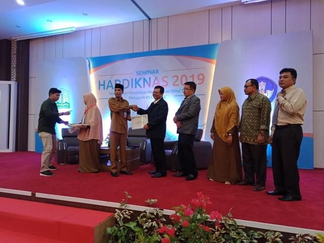 Prestasi Pendidikan Aceh di Level Nasional (483919)