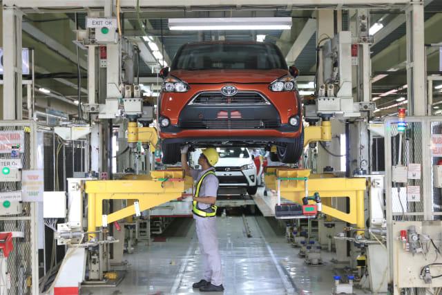 Menkeu Usul Naikkan Pajak Mobil Hybrid, Toyota: Kami Perlu Aturan yang Konsisten (1)