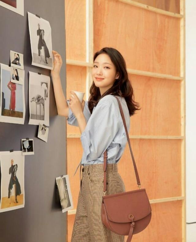 Jadi Lawan Main Lee Min Ho, Intip 7 Potret Kim Go Eun yang Memesona (404080)