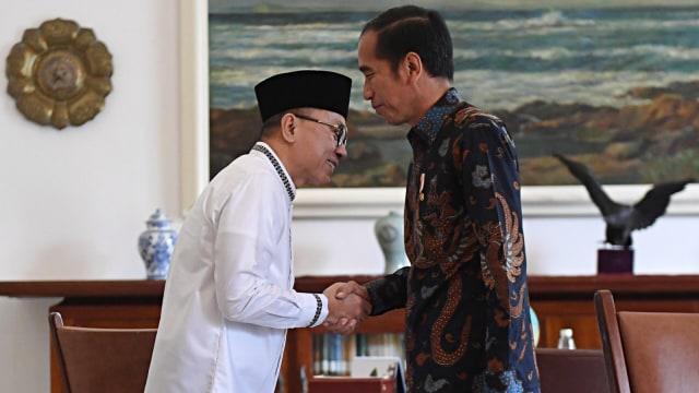 Bubar Jalan Barisan Partai Pendukung Prabowo (151025)