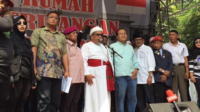 Profil Jumhur Hidayat: Eks Timses Jokowi, Kini Masuk KAMI dan Ditangkap Polisi (1004)