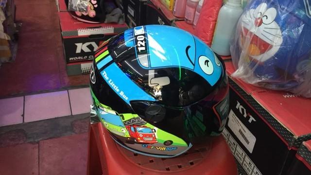 Panduan Pilih Helm untuk Anak (6307)