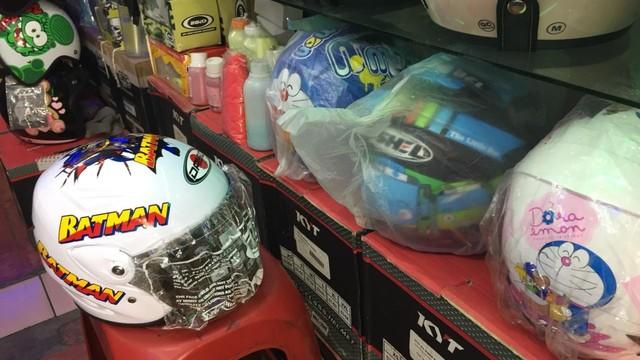 Panduan Pilih Helm untuk Anak (6305)