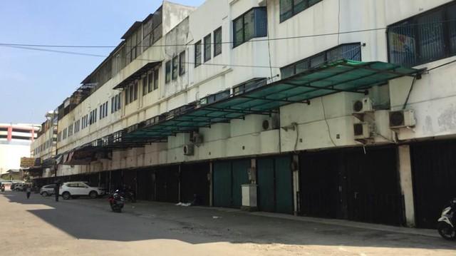 Foto: Pasar Tanah Abang Masih Tutup (3992)