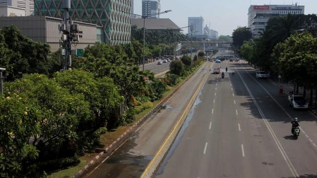 Kapolda Metro Jaya: Jalan MH Thamrin Ditutup Hingga Situasi Kondusif (3691)