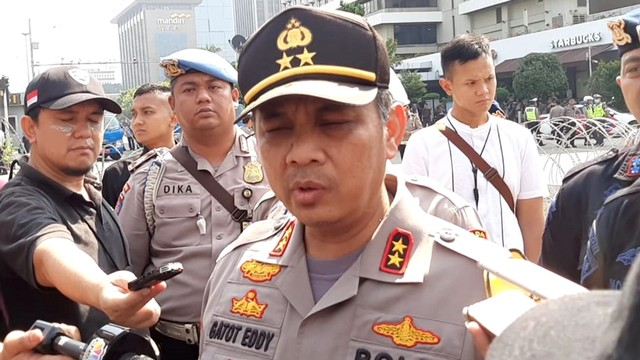 Kapolda Metro Jaya Irjen Pol Gatot Eddy Purnomo