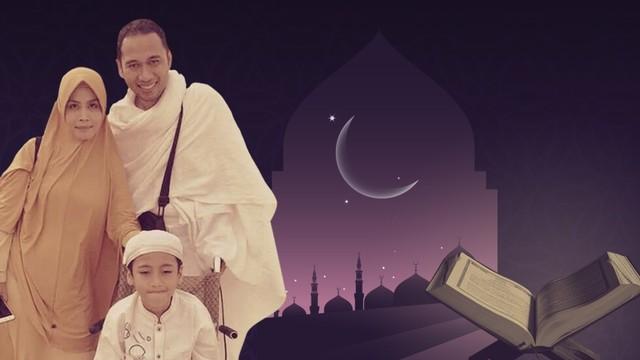 Kisah Naja, Bocah Penderita Lumpuh Otak yang Hafal 30 Juz Al-Quran (86701)