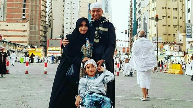 Kisah Naja, Bocah Penderita Lumpuh Otak yang Hafal 30 Juz Al-Quran (86705)