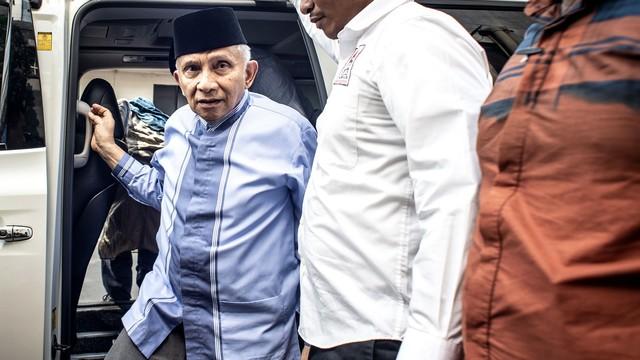 Amien Rais ke Jokowi: Tugas Saya Mengingatkan, Diterima Monggo, Dibuang Silakan (1232)