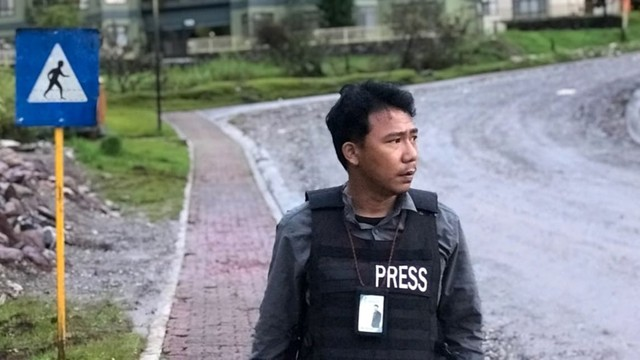 Cerita di Balik Insiden 'Celana Melorot' Juru Kamera KompasTV (350208)