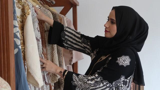 Inspiring Hijaber Khanaan Shamlan