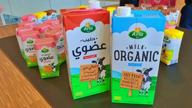 Berkenalan dengan Arla, Salah Satu Produsen Susu Terbesar di Eropa (8)