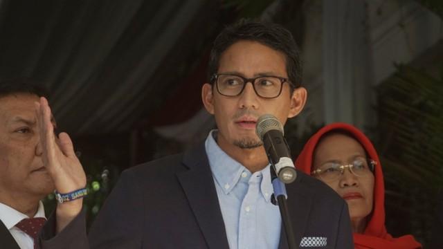 Sandiaga Uno tetapkan Ketua dan Penanggungjawab Tim Kuasa Hukum