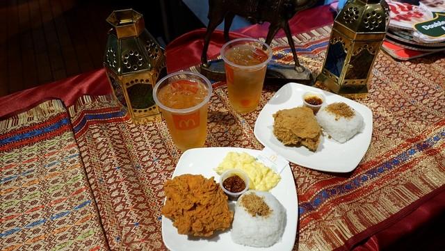 Ayam Serundeng, Menu Ramadhan ala McDonald's Indonesia (36332)
