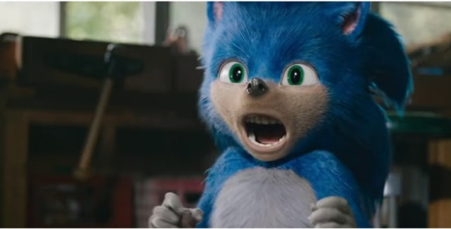 Sonic The Hedgehog Diundur 3 Bulan Demi Desain Ulang Karakter (12037)