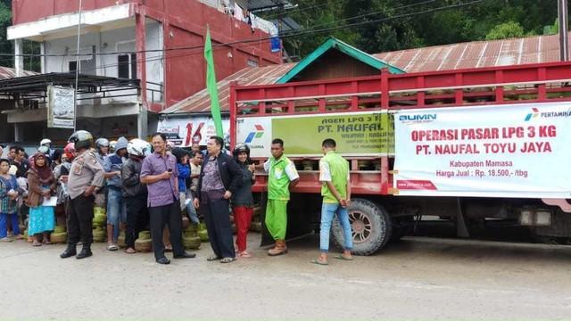 29 Juta Keluarga Miskin Diusulkan Dapat Subsidi LPG 3 Kg, Negara Hemat Rp 33,6 T (128234)