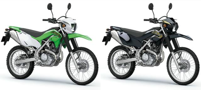 Spesifikasi, Mesin, dan Harga Kawasaki KLX 230  (131603)