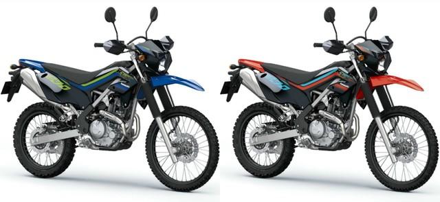 Spesifikasi, Mesin, dan Harga Kawasaki KLX 230  (131607)