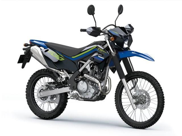 Spesifikasi, Mesin, dan Harga Kawasaki KLX 230  (131604)