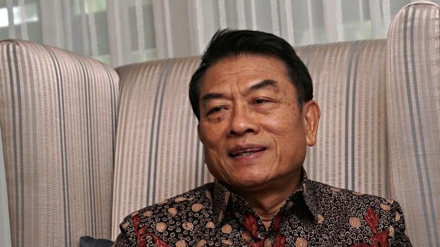 LIPSUS, Huru-hara 22 Mei, Kepala Staf Kepresidenan Indonesia, Moeldoko